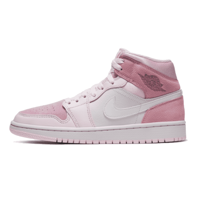 Air Jordan 1 WMNS Mid Digital Pink