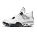 Air Jordan 4 Golf White Cement