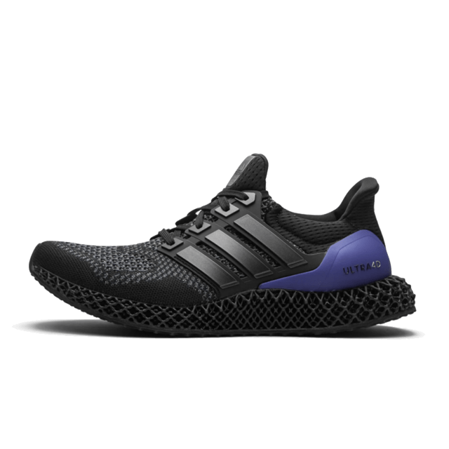 Adidas Ultra 4D Black Purple