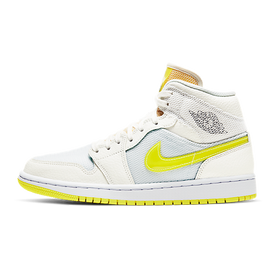 Air Jordan 1 Mid SE Voltage Yellow