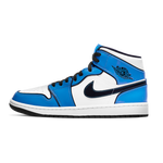 Air Jordan 1 Mid Signal Blue