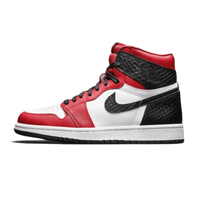 Air Jordan 1 Retro High Satin Snake Chicago (W)