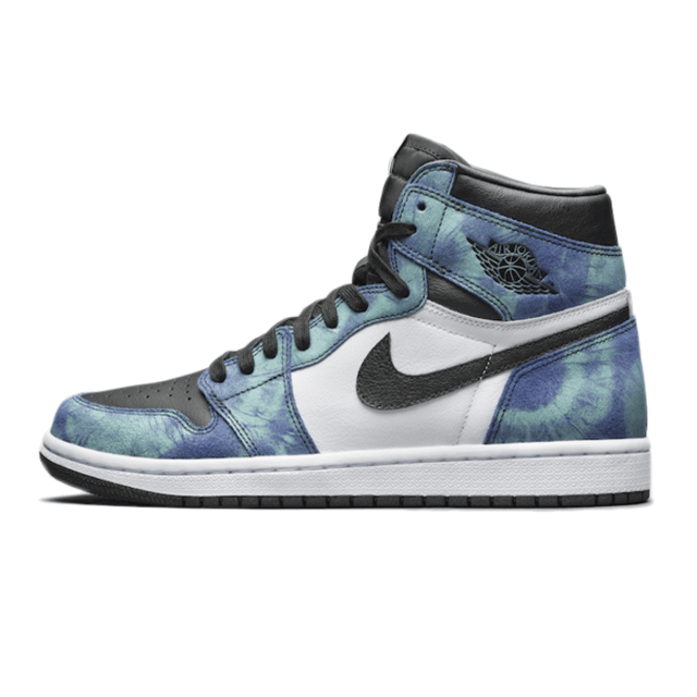 Air Jordan 1 WMNS High OG Tie Dye