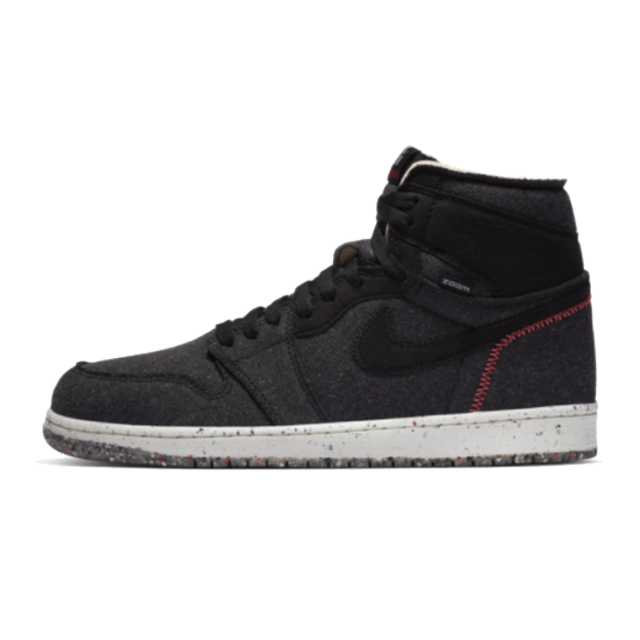 Air Jordan 1 Retro High Zoom Crater Black