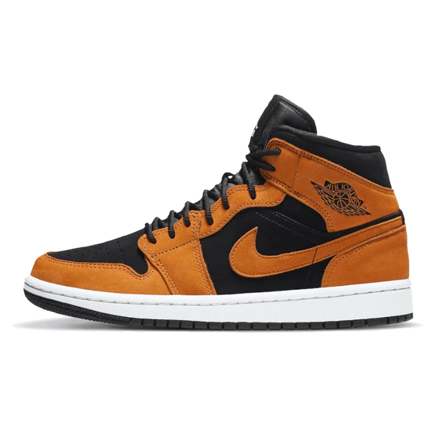 Air Jordan 1 Mid Wheat 2020