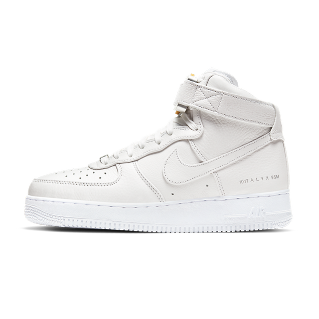 Alyx X Nike Air Force 1 High White