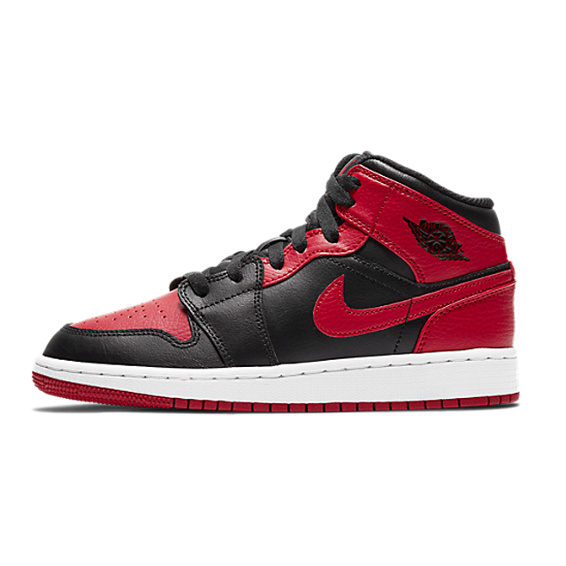 Air Jordan 1 Mid Banned (GS)
