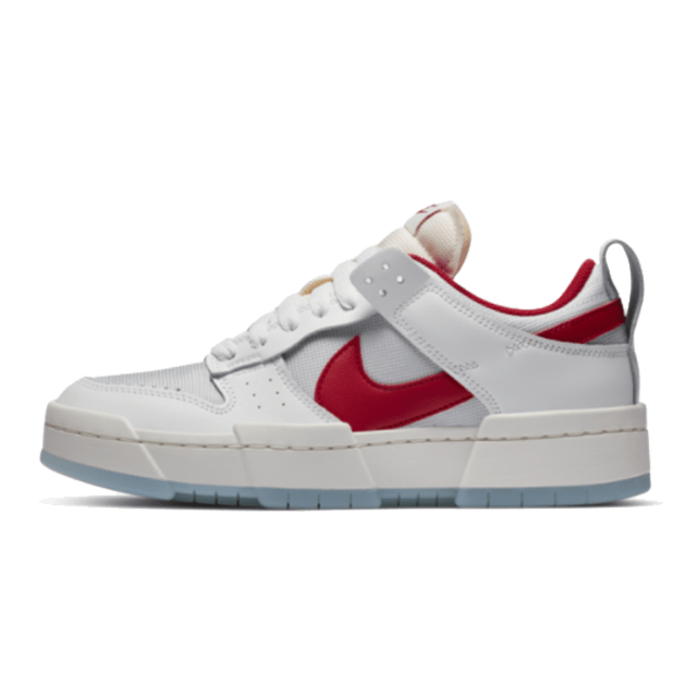 Nike Dunk Low Disrupt Gym Red