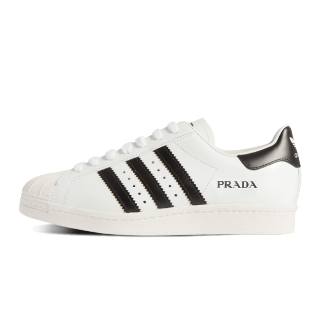 Prada X Adidas Superstar White/Black