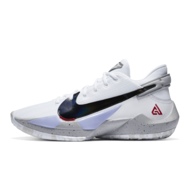 Nike Zoom Freak 2 White