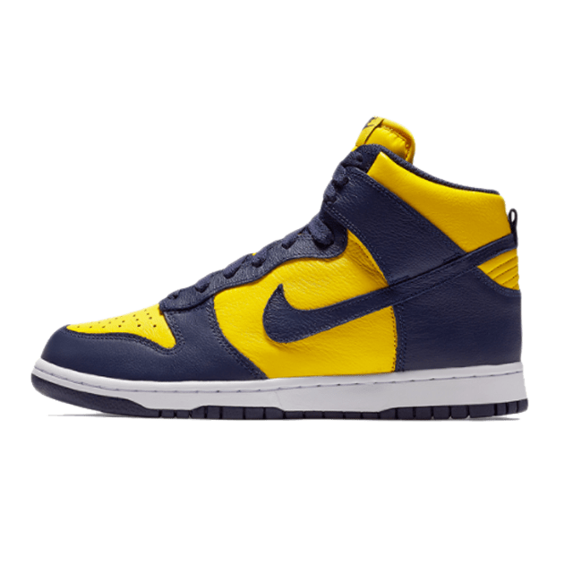 Nike SB Dunk High Michigan