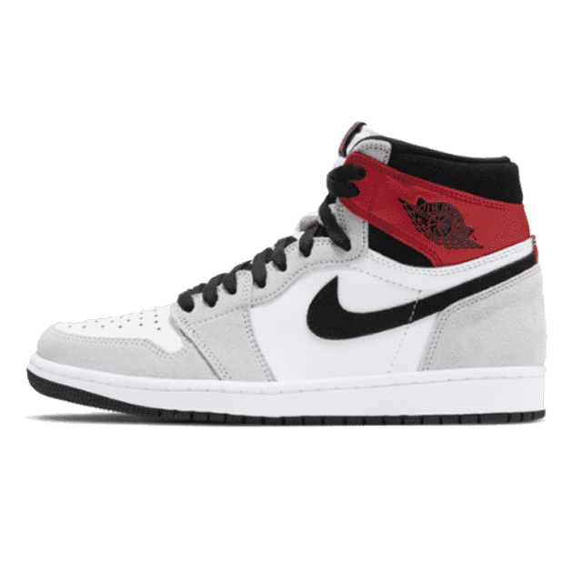 Jordan 1 Retro High OG Light Smoke Grey - Bogess