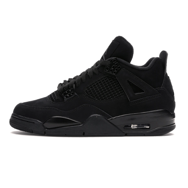 Jordan 4 Retro Black Cat (2020)