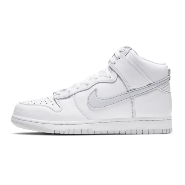 Nike SB Dunk High SP Pure Platinum
