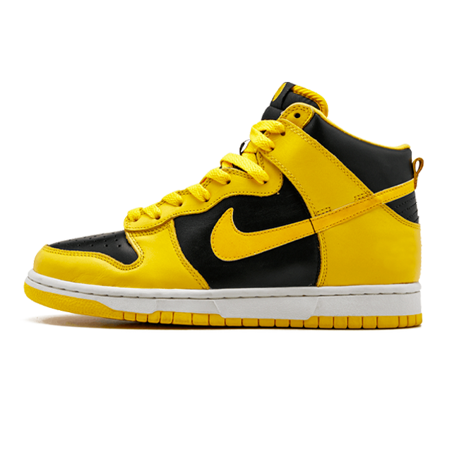 Nike SB Dunk High SP 'Varsity Maize'