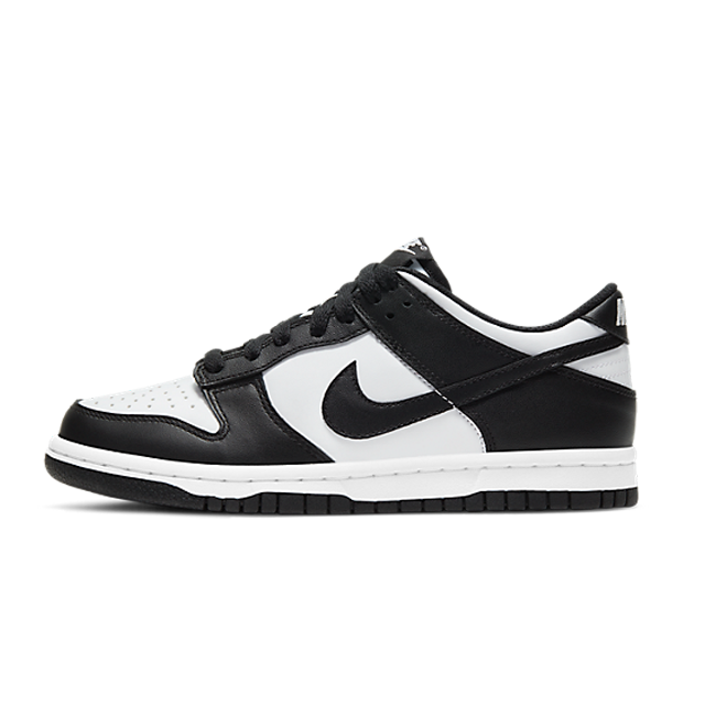 Nike Dunk Low GS Retro White Black