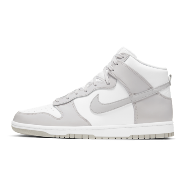 Nike Dunk High Retro White Vast Gray (2021)