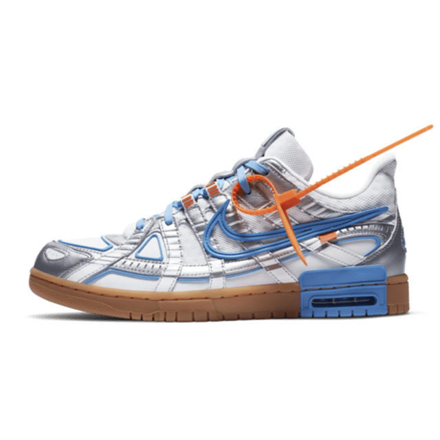 Off-White X Nike Rubber Dunk University Blue
