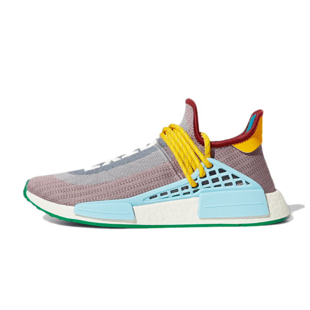 Pharrell Williams X Adidas NMD Hu Extra Eye Grey