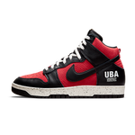 Undercover X Nike Dunk High 1985 Gym Red
