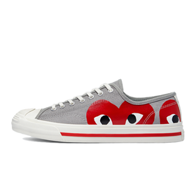 Comme Des Garcons X Converse Jack Purcell Ox Red