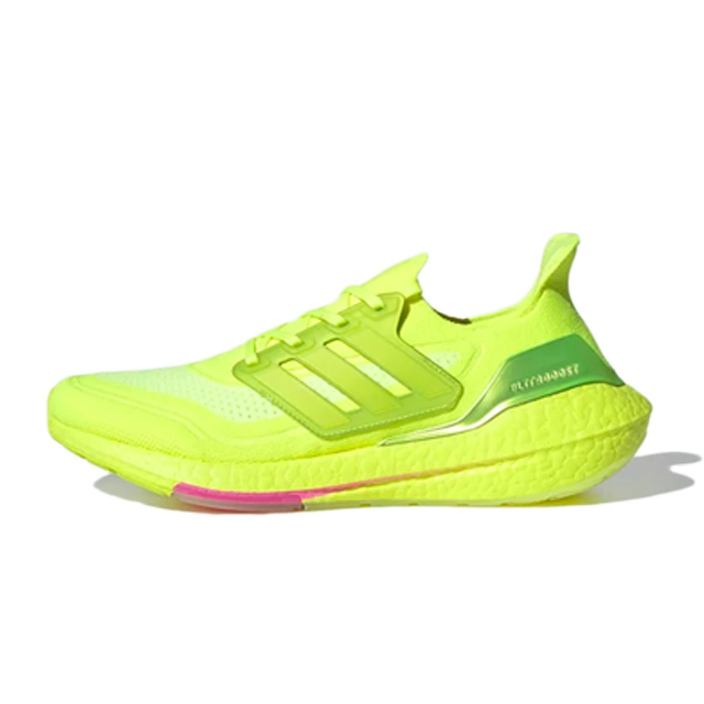 Adidas Ultra Boost 2021 Solar Yellow