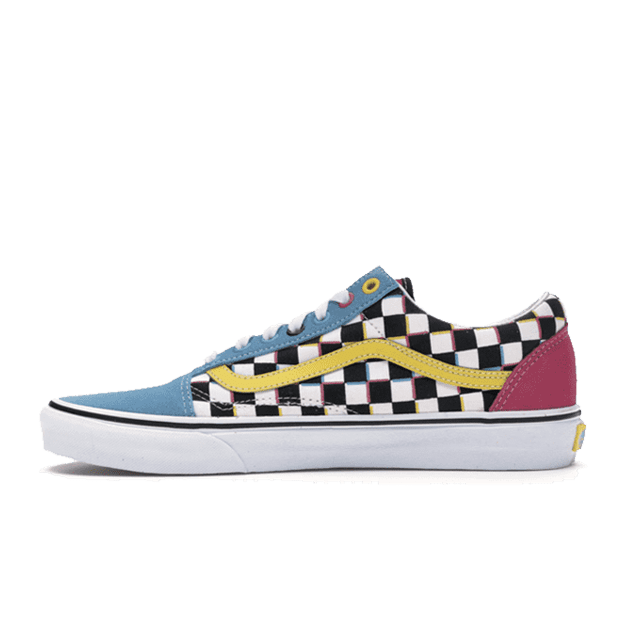 Vans Old Skool Crazy Checks Multi