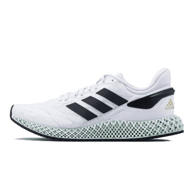 Adidas 4D Run 1.0 Superstar White