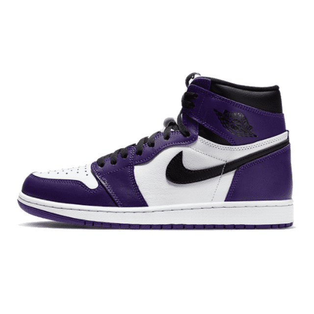 Air Jordan 1 High OG Court Purple