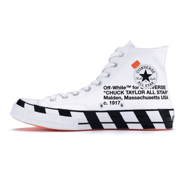 Converse All-Star 70s Hi Off-White - Bogess