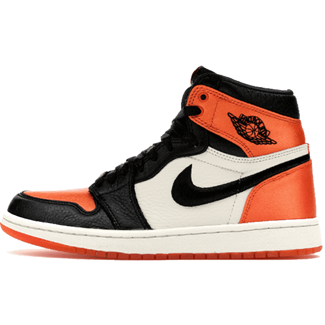Jordan 1 Retro High Satin Shattered Backboard (W)