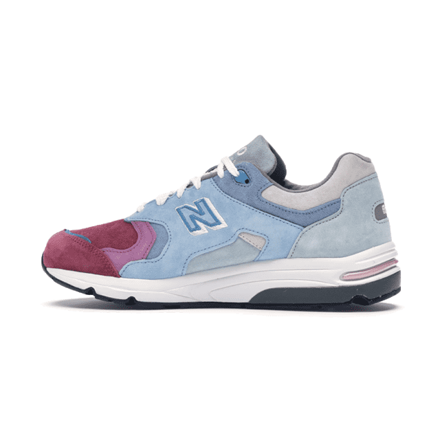 New Balance 1700 Kith The Colorist Pink - Bogess