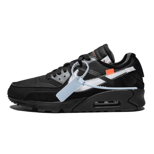 Nike Air Max 90 Off-White Black - Bogess