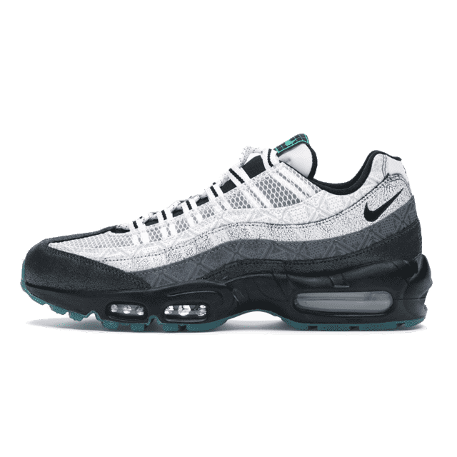 Nike Air Max 95 Day Of The Dead 2019 - Bogess