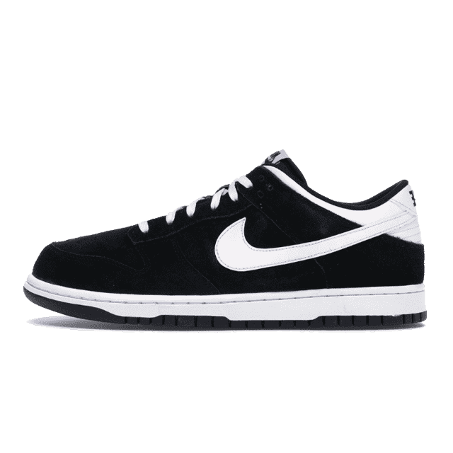 Nike Dunk Low Black White - Bogess