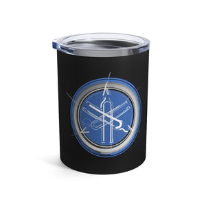 Yamaha Racing (Blue) tumbler
