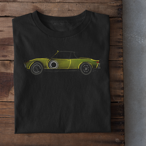 Porsche 914 (Yellow) JLE | T-shirt