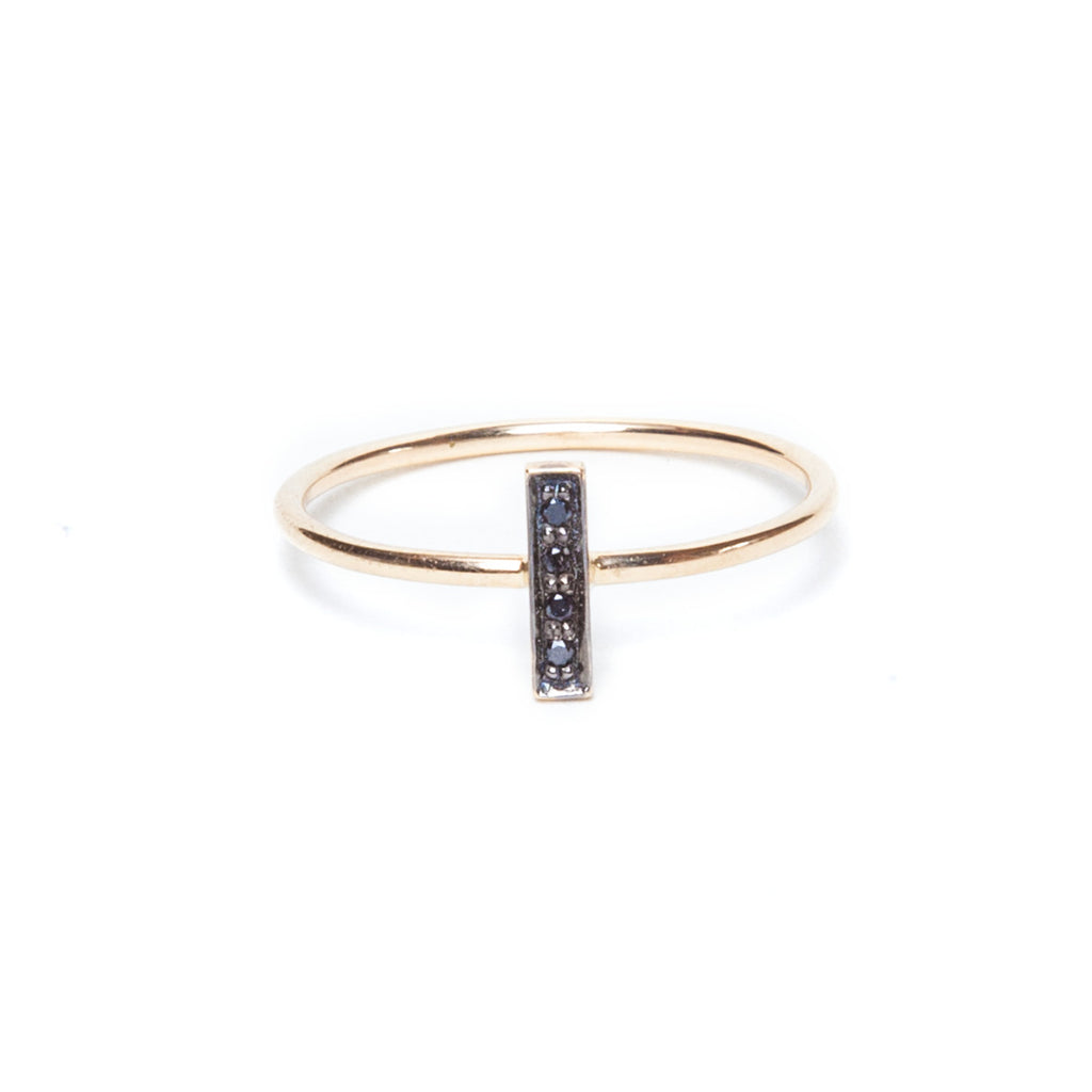 white diamond products womens ring round rectangle gold cluster cttw black colored
