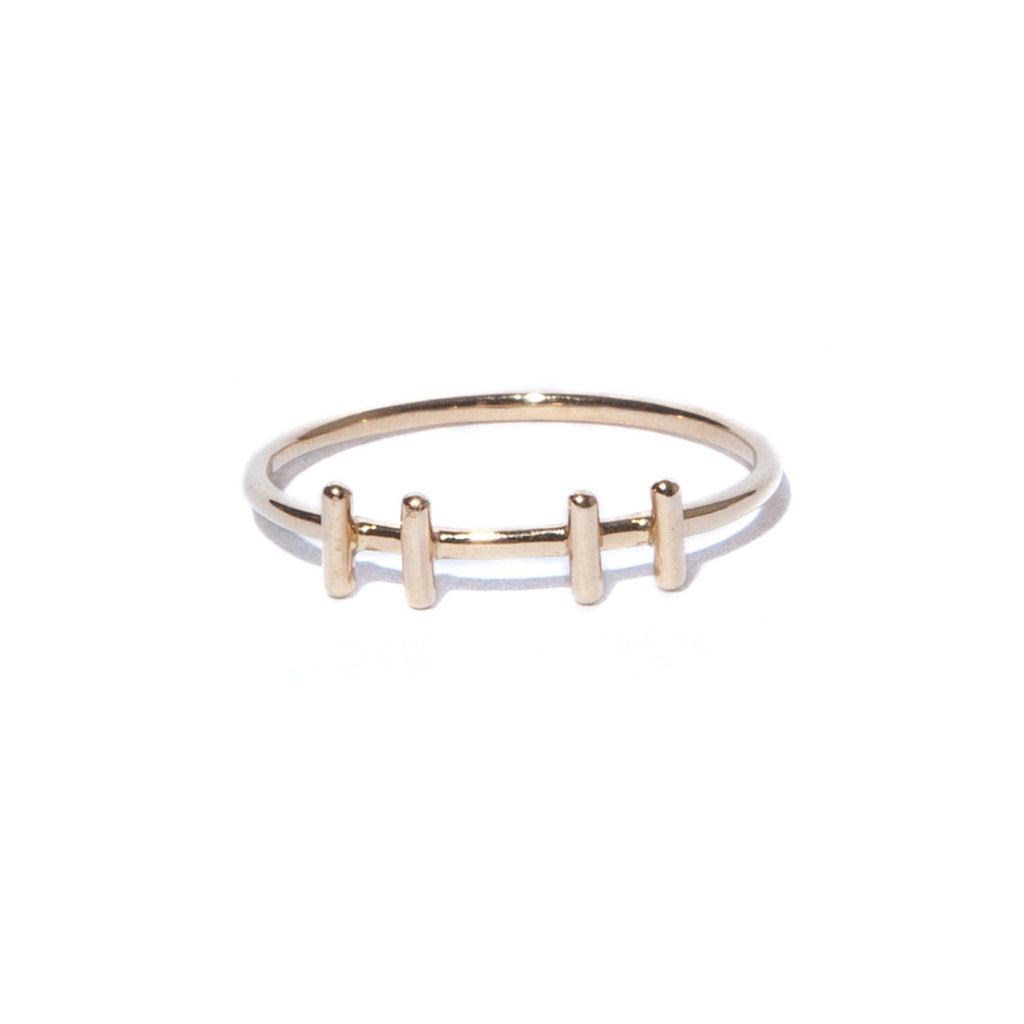 Gold Ditto Ring