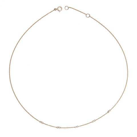 Infinity Choker Necklace