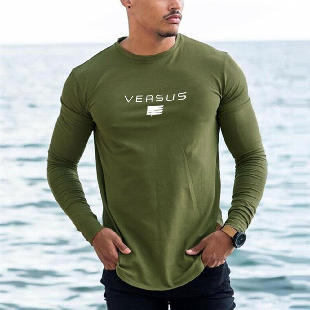 Casual Curved Short Sleeve T Shirt