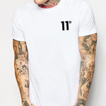 Logo Printed Short Sleeve T Shirt