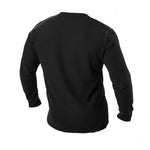 Sports Logo Printed Long Sleeve T Shirt
