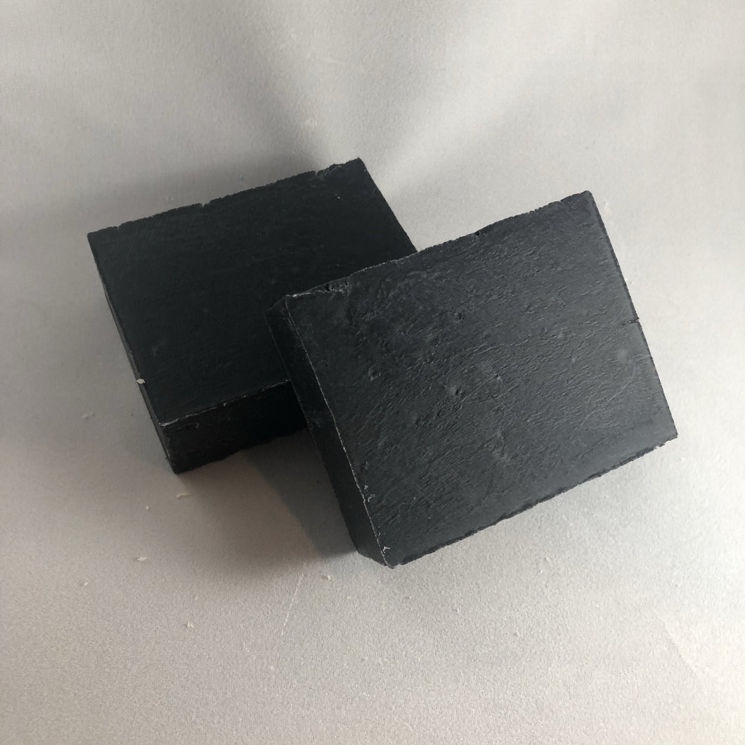 Activated Charcoal (Vegan, 85% Organic, All Natural) Bar Soap
