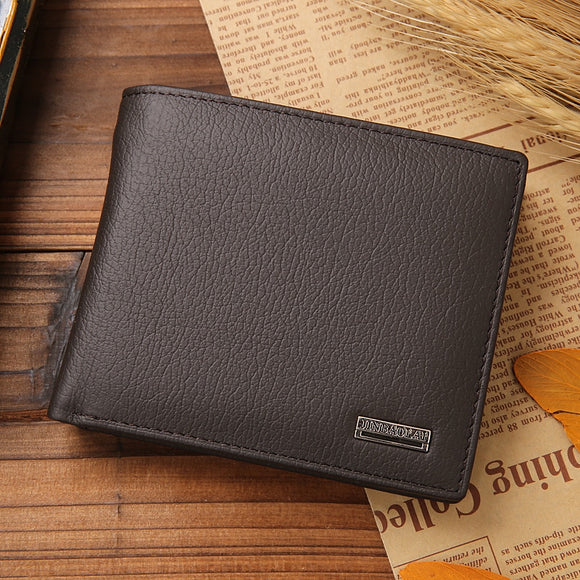 Men Wallet Premium Product Real Cowhide Wallets