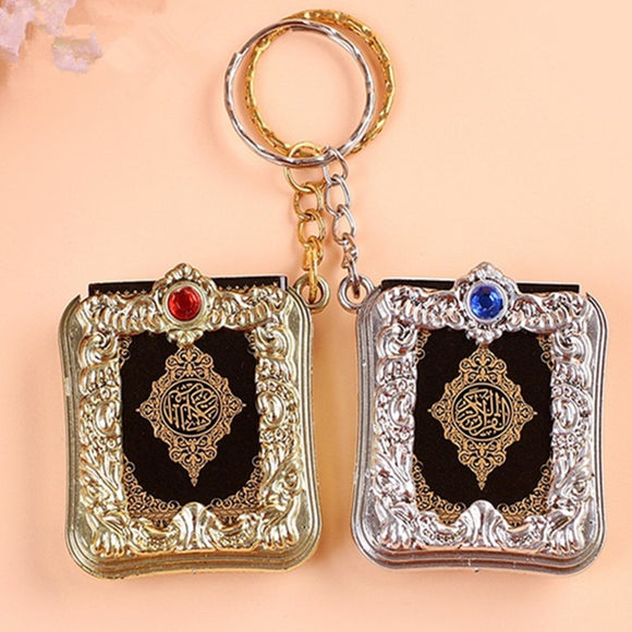 2019 Fashion Jewelry Mini Arabic Quran Islamic Allah