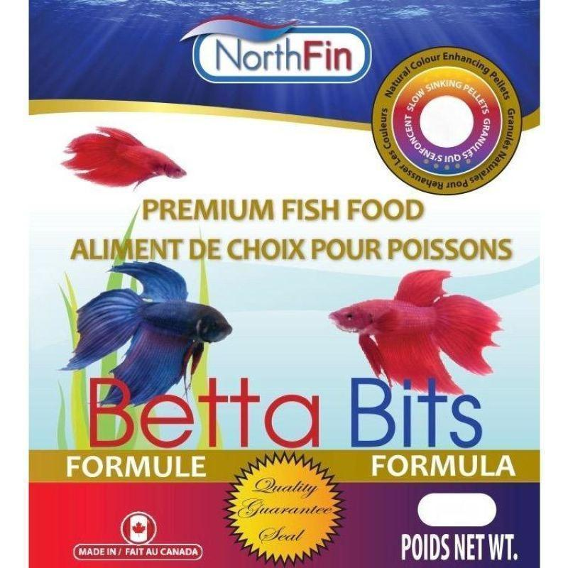 NorthFin Betta Bits