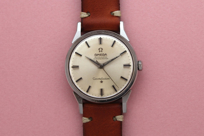 Omega Automatic Chronometer Constellation