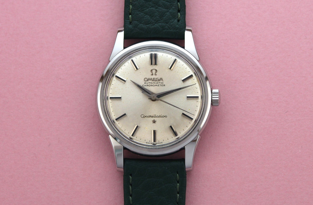 OMEGA Automatic Chronometer Constellation (1961)