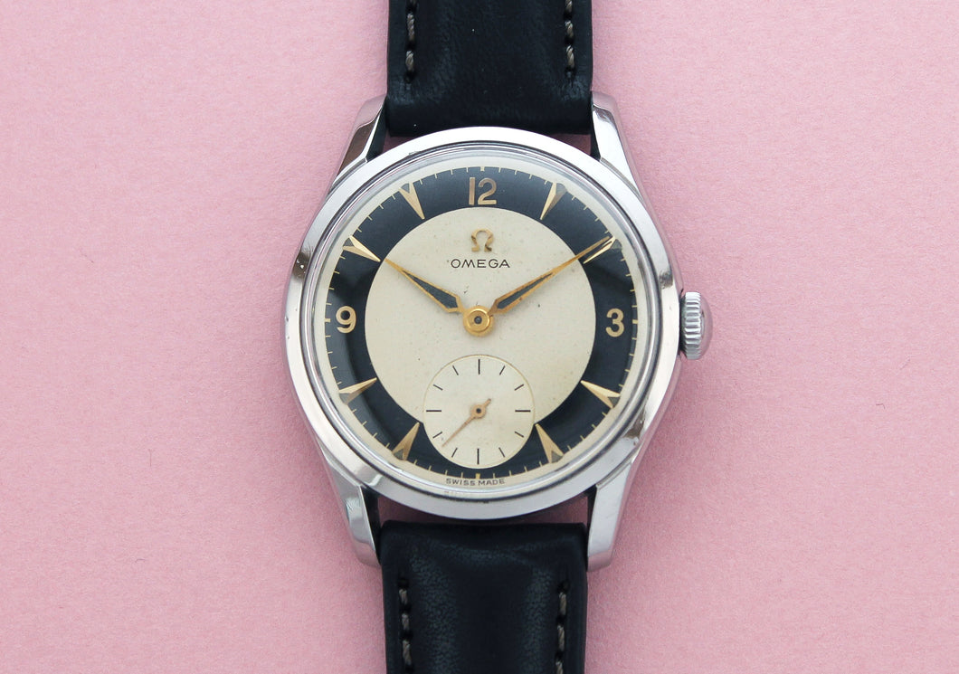 OMEGA Bullseye Sub Second Calibre 266 (1953)